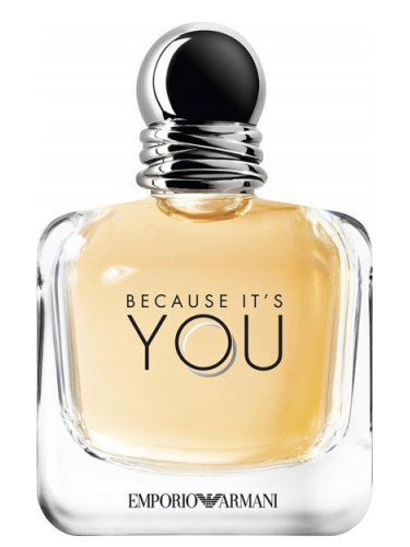 parfum because it's you