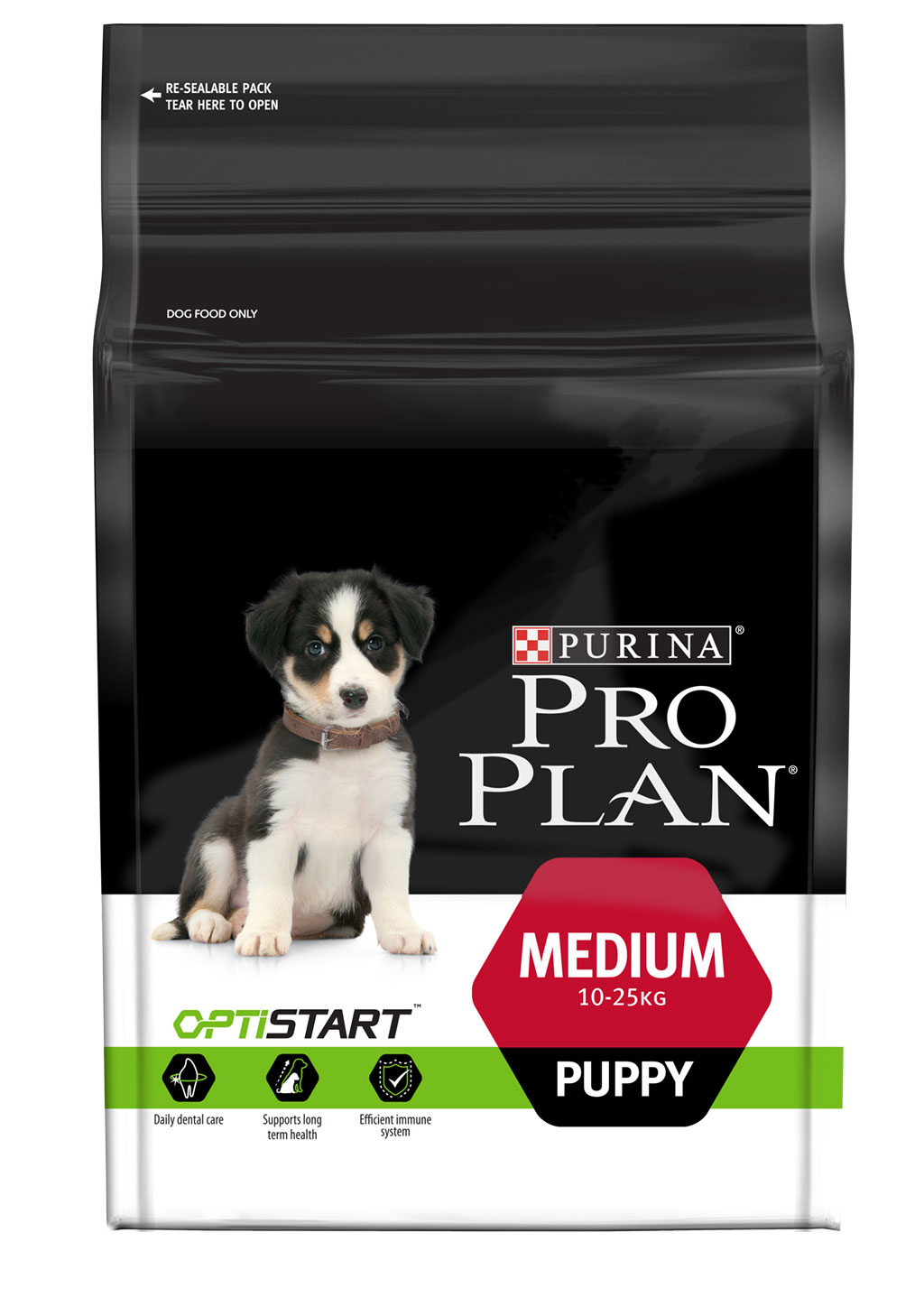 pro plan puppy medium