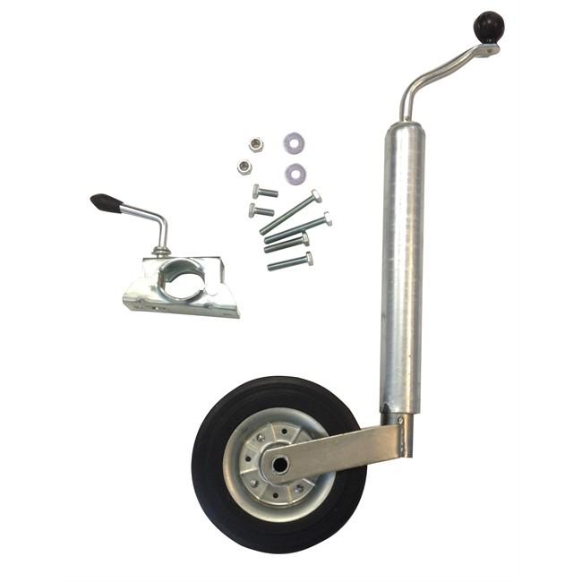 roue jockey remorque