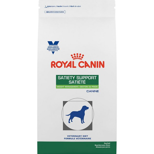 royal canin satiety support