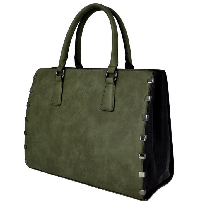 sac cours cuir