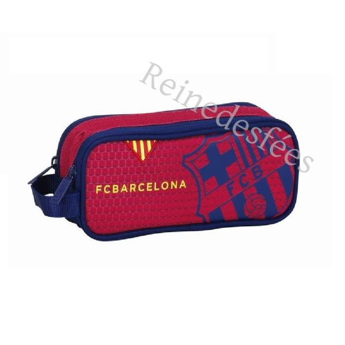 trousse scolaire fc barcelone