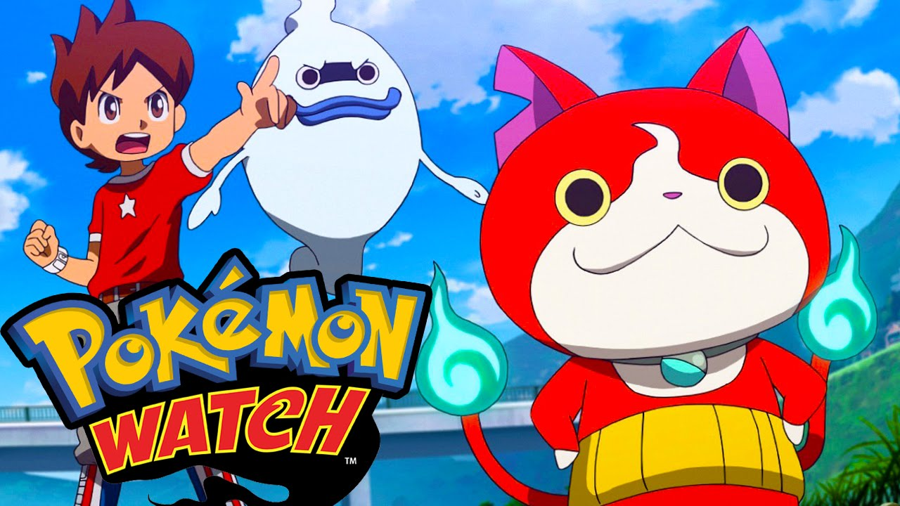 yo kai watch en dessin animé