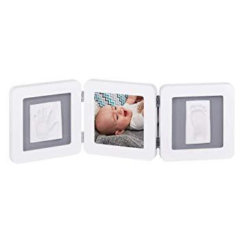 baby art double print frame