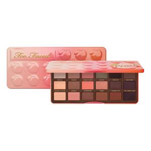 palette sweet peach too faced