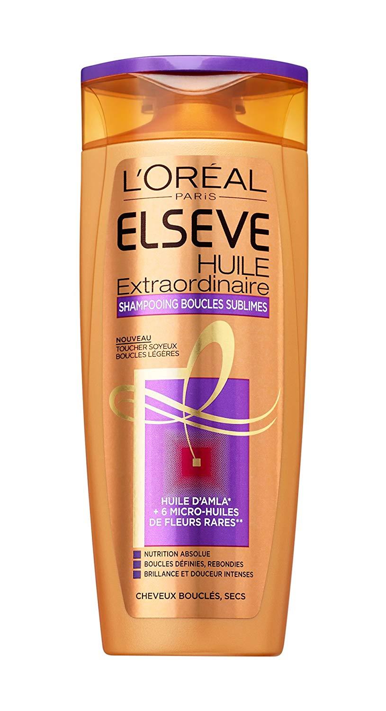 shampoing cheveux bouclés