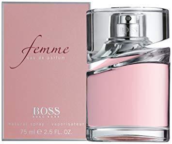 boss femme eau de parfum 75 ml