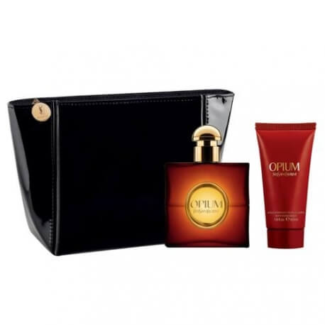 coffret opium yves saint laurent