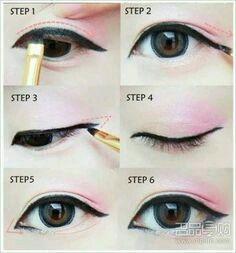 make up coréen
