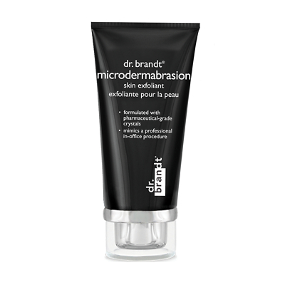 microdermabrasion skin exfoliant