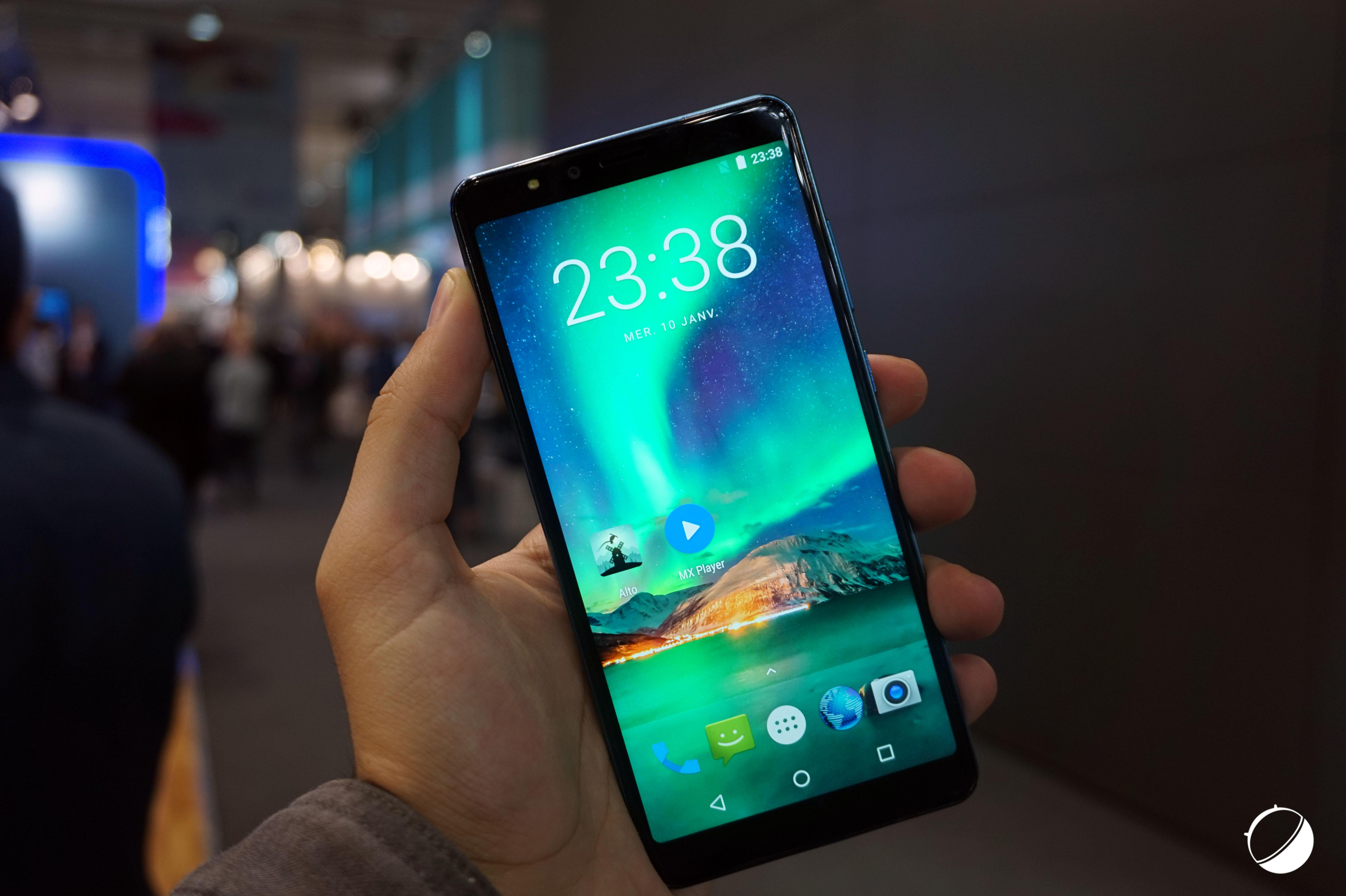 smartphone francais