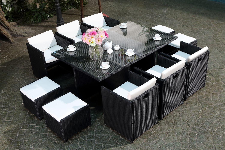 ▷ Avis Table de jardin tressé ▷ Les Tests【 Les Meilleurs produits ...